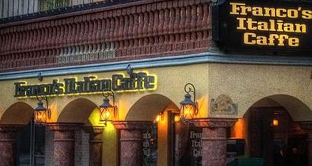 Francos Caffe Scottsdale