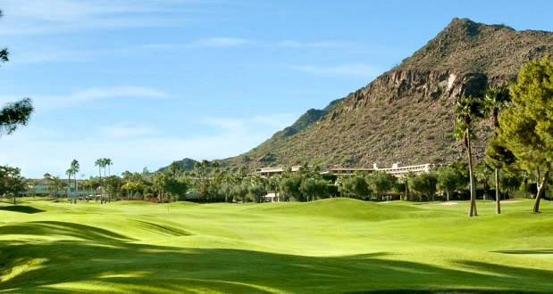 Phoenician Golf Scottsdale